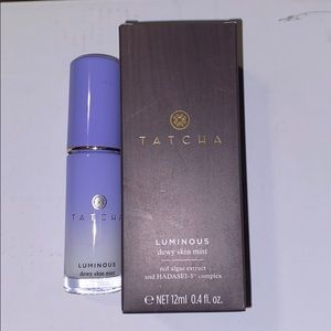 Tatcha Luminous Dewy Skin Mist 12ml 0.4 oz new!